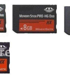 Карты памяти для Sony Psp можно уже с играми