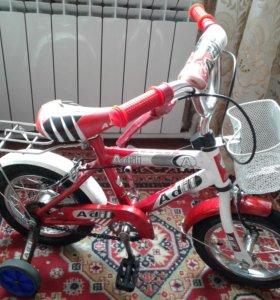 Детский велосипед Adil на 2-5 лет