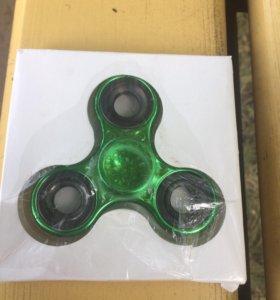 Спиннер Зелёный