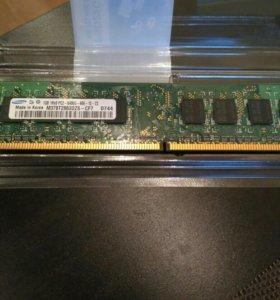 Оперативная память DDR 2 - 1ГБ