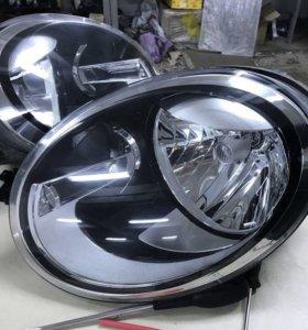 Фары с галогеном Volkswagen Beetle A5