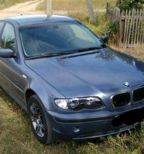 Bmw 320i 2002гв