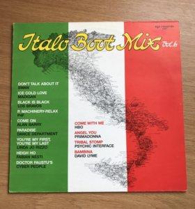 Various – Italo Boot Mix Vol. 6