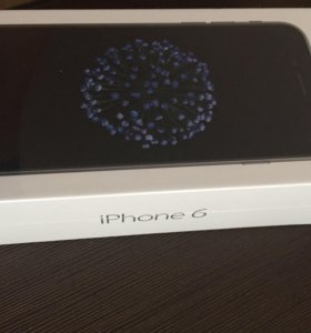 iPhone 6 32gb новый