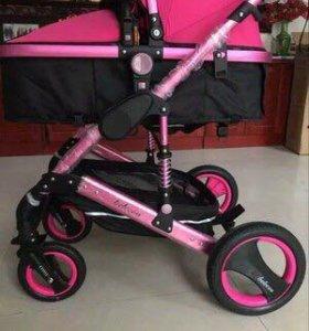 Новая коляска трансформер belecoo