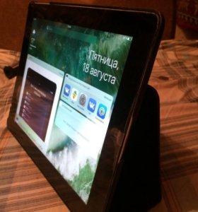 iPad 4. No sim . Wi-fi
