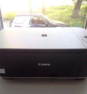 МФУ Canon MP190, цветной (без картриджей)