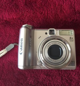 Canon PoweShot A570 IS