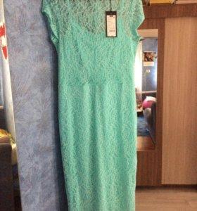 Гипюровое платье (новое)