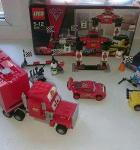 Наборы Lego 8485 и 8206