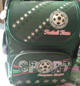 Рюкзак школьный относили 1 класс