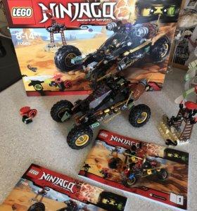 Lego Ninjago 70589, Nexo knights 70320