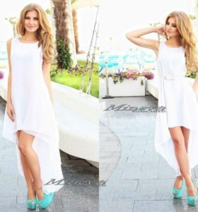 Новое красивое лёгкое платье