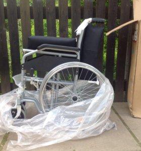 Коляска инвалидная новая (Германия)