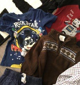 Рубашка свитер