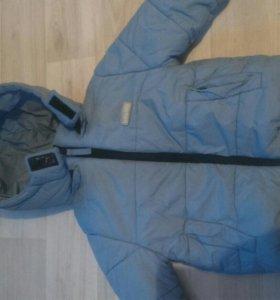 Куртка демисезонняя и комбинезон