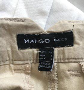 Брюки mango