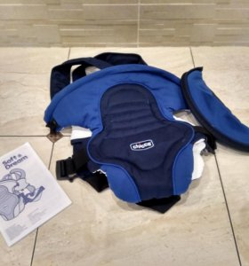Переноска-кенгуру (эрго рюкзак) Chicco SoftDream