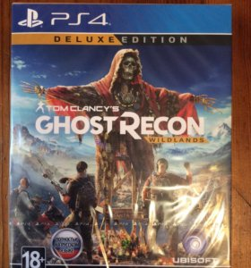 Ghost Recon Wildlands – Deluxe Edition