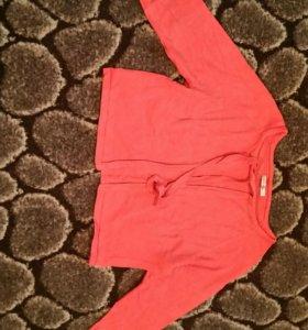 Болеро +блузка