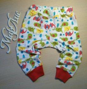 Штанишки для малышей, новые