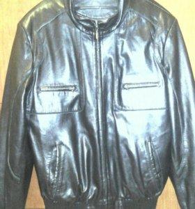 Продам ,обмен кожаную куртку