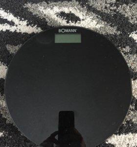 Весы электронные Bomann