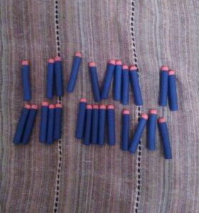 25 стрел для NERF
