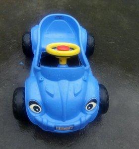 Машинка на педали б. У