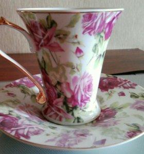 Чайный набор на 7 персон Francesca Milani