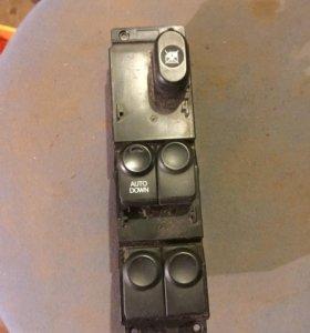 Блок управления стеклоподъемниками solaris