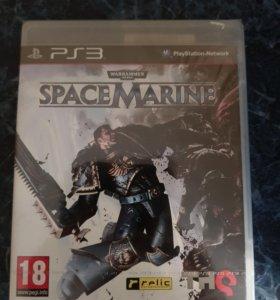 Space marine новая ps3