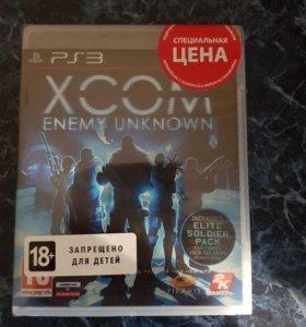 Xcom enemy unknown новая ps3