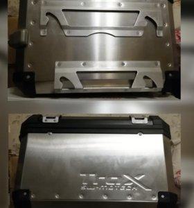 Боковые кофры с рамками SW-motech trax 45