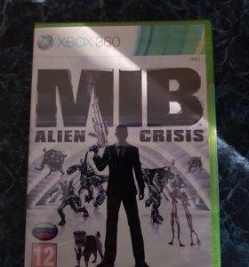 Mib alien crisis новая xbox360