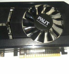 Видеокарта Palit GTX 650ti 1gb