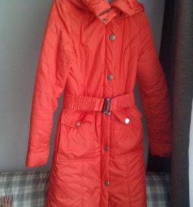 Куртка для беременных и слингоношения 3 в 1 зимняя