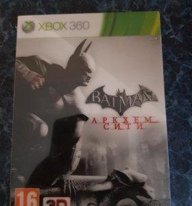 Batman arkham city новая xbox360