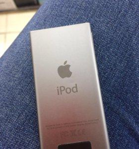 iPod nano7 на 16 Gb