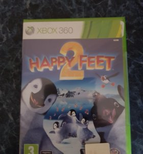Happy feet 2 новая xbox360