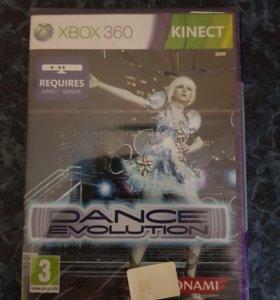 Dance evolution новая xbox360
