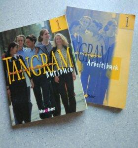 Учебник немецкого Tangram 1