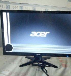 Монитор Acer на запчасти