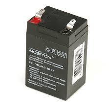 Аккумулятор для фонаря 4V - 3000mAh