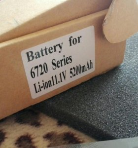 Аккумулятор для HP 6720s
