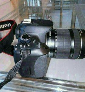 Фотоаппарат Canon EOS 650D Kit 18-135 mm