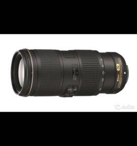 Nikon AF S 70-200/4 G ED VR