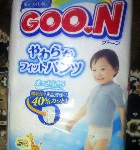 Подгузники -трусики Goon