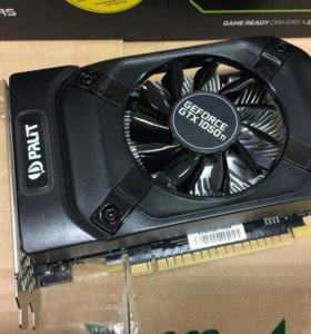 """Видеокарта Palit """"GeForce GTX 1050 Ti Dual 4ГБ"""""""