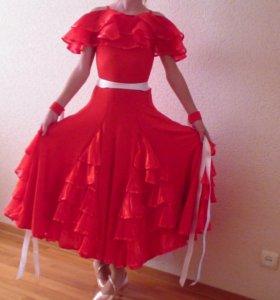 платье бальное